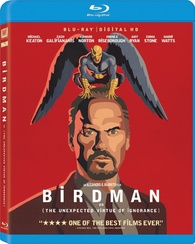 "Blu-ray Review ""Birdman: Or (The Unexpected Virtue of Ignorance)"""