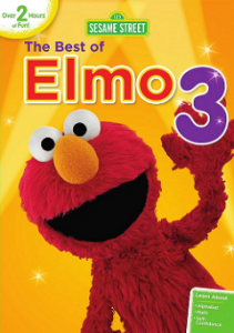 "America's Favorite Furry Monster Makes Learning Fun as Warner Bros. Home Entertainment and Sesame Workshop Release ""Sesame Street: The Best of Elmo 3"" on DVD and Digital March 3, 2015!"