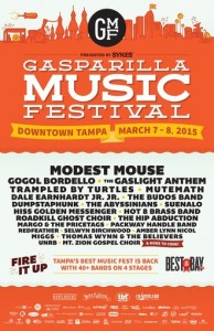Modest Mouse Set to Headline Tampa's Gasparilla Music Festival 2015