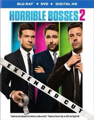 "Blu-ray Review ""Horrible Bosses 2: Extended Cut"""