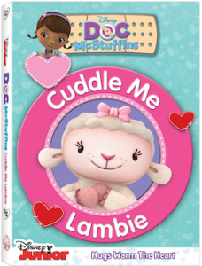 "DVD Review ""Doc McStuffins: Cuddle Me Lambie"""