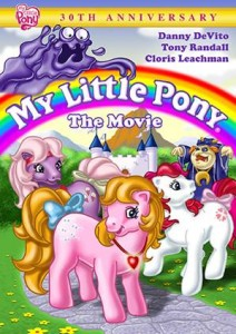 """My Little Pony: The Movie"" Coming to DVD January 27, 2015"