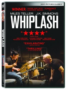 "DVD Review ""Whiplash"""