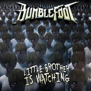 "CD Review: Bumblefoot ""Little Brother is Watching"""