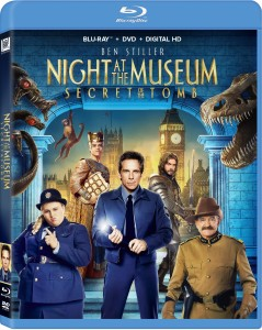"Enjoy the ""Night at the Museum: Secret of the Tomb Game""! Available now"