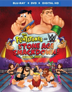 "Blu-ray Review ""The Flintstones and WWE: Stone Age Smackdown"""