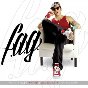 VITAL Emcee discusses his newest mixtape 'F.A.G.' (Free of All Guilt)