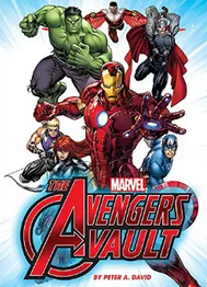 "Book Review ""Marvel: The Avengers Vault"""