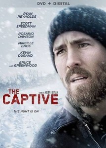 "Enter to Win DVD of Ryan Reynolds' New Film ""The Captive"" [ENDED]"