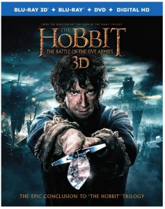 "3D Blu-ray Review ""The Hobbit: The Battle of the Five Armies"""
