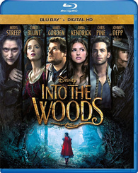 "Blu-ray Review ""Into the Woods"""