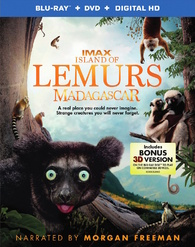 "Blu-ray Review ""Island of Lemurs: Madagascar"""