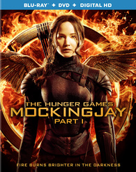 "Blu-ray Review ""The Hunger Games: Mockingjay Part 1"""