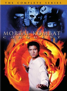 "DVD Review ""Mortal Kombat: Conquest – The Complete Series"""