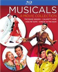 "Blu-ray Review ""Musicals 4-Movie Collection"""