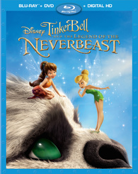 "Blu-ray Review ""Tinker Bell and the Legend of the NeverBeast"""