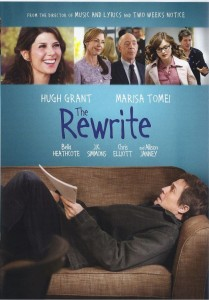 "DVD Review ""The Rewrite"""