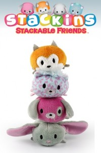Stackins Stackable Friends to Debut this March in Justice Stores Nationwide