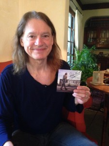 "Robben Ford talks about new solo album ""Into the Sun"""