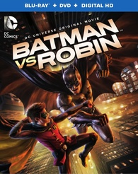 "Blu-ray Review ""Batman vs. Robin"""