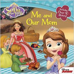 "Book Review ""Sofia the First: Me and Our Mom"""