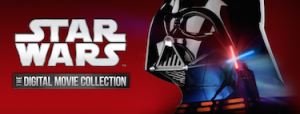 Disney, Lucasfilm and 20th Century Fox Announce The Star Wars Digital Movie Collection