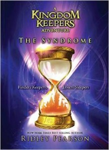"Book Review ""A Kingdom Keepers Adventure: The Syndrome"""