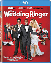 "Blu-ray Review ""The Wedding Ringer"""