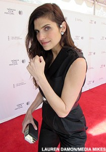 "Lake Bell chats about ""Man Up"" along with director Ben Palmer and writer Tess Morris at Tribeca Film Festival"