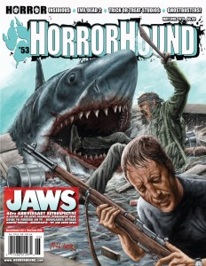 "MovieMike Writes ""Jaws"" Retrospective for Horrhound Magazine"