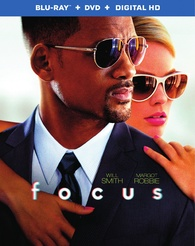"Blu-ray Review ""Focus"""