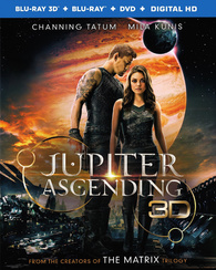 "3D Blu-ray Review ""Jupiter Ascending 3D"""