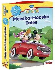"Book Reviews ""Mickey Mouse Clubhouse/Sofia the First: Board Book Box Sets"""