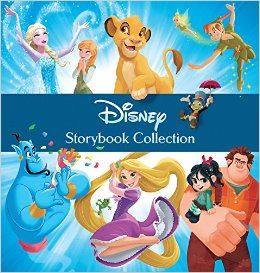 "Book Review ""Disney's Storybook Collection: 2015 Edition"""