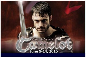 "Re-Imagined ""Camelot"" Comes to Kansas City"
