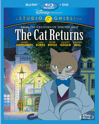 "Blu-ray Review ""The Cat Returns"""