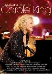 "Blu-ray Review ""A MusiCares Tribute to Carole King"""