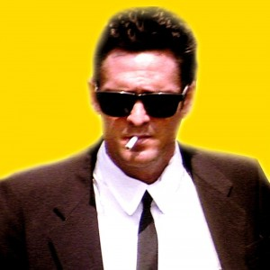 RESERVOIR DOGS, Michael Madsen, 1992
