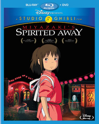 "Blu-ray Review ""Spirited Away"""