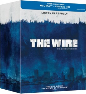 "Blu-ray Review ""The Wire: The Complete Series"""