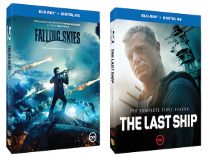 "Enter to Win the Latest Blu-ray Seasons for TNT's ""Falling Skies"" and ""The Last Ship"" [ENDED]"