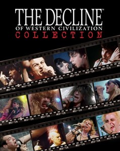 "Blu-ray Review ""The Decline of Western Civilization Collection"""
