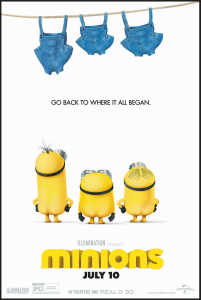 MINIONS color art