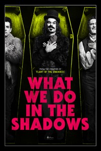 "Blu-ray Review: ""What We Do in the Shadows"""