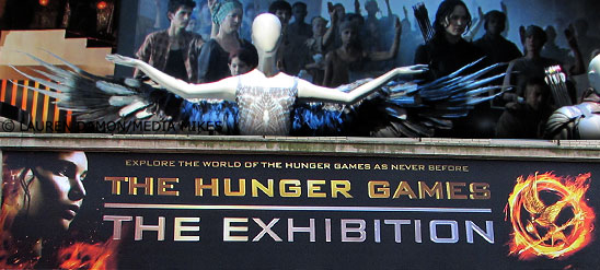 """The Hunger Games: The Exhibition"" Opens in NY at Discovery Times Square"