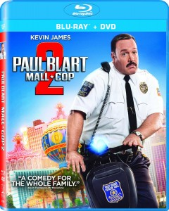 "Blu-ray Review ""Paul Blart: Mall Cop 2"""