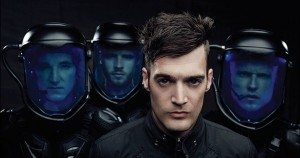 "Starset's Dustin Bates talks about debut album ""Transmissions"""