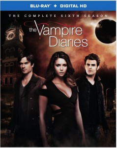 "Blu-ray Review ""The Vampire Diaries: The Complete Sixth Season"""