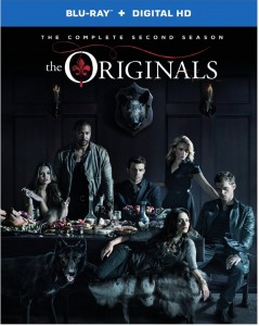 "Blu-ray Review ""The Originals: The Complete Second Season"""
