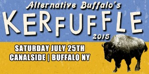 "Concert Review ""Alternative Buffalo 107.7 Kerfuffle 2015"" Buffalo, NY"